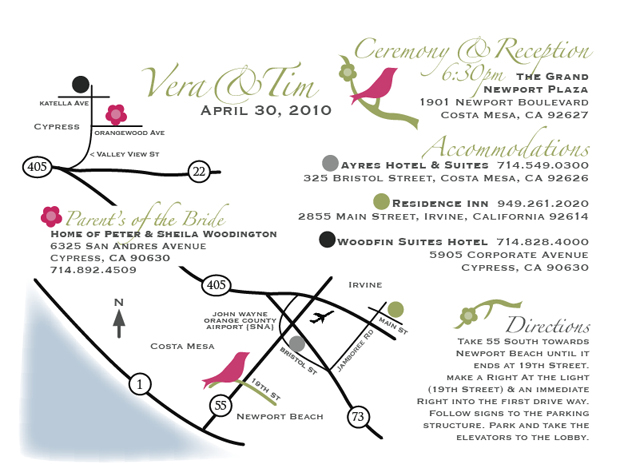 Custom Wedding Maps | Wedding Mapper Blog on